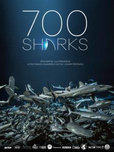 700 REQUINS Affiche VA BD RVB 225x300 700 requins dans la nuit   Le nouveau documentaire de Laurent Ballesta