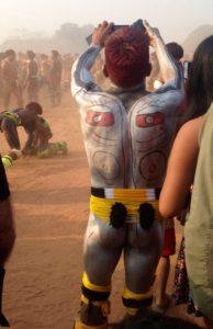 IMG 1004 194x300 Amazonie / Brésil   Cérémonie du Kuarup