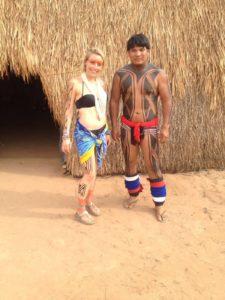 IMG 1005 225x300 Amazonie / Brésil   Cérémonie du Kuarup