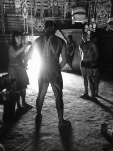 IMG 1006 225x300 Amazonie / Brésil   Cérémonie du Kuarup
