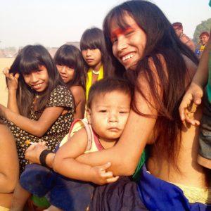 IMG 3516 300x300 Amazonie / Brésil   Cérémonie du Kuarup