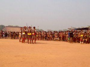 IMG 3520 300x225 Amazonie / Brésil   Cérémonie du Kuarup