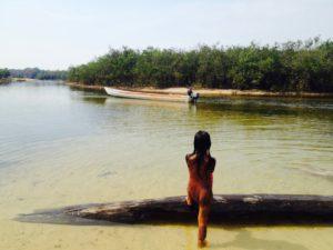 IMG 3687 300x225 Amazonie / Brésil   Cérémonie du Kuarup