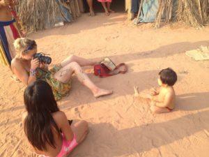 IMG 3751 300x225 Amazonie / Brésil   Cérémonie du Kuarup