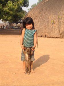 IMG 3773 225x300 Amazonie / Brésil   Cérémonie du Kuarup