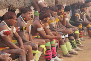 MG 8562 300x200 Amazonie / Brésil   Cérémonie du Kuarup