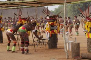 MG 8749 300x200 Amazonie / Brésil   Cérémonie du Kuarup
