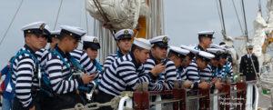DSC a3575 DxO 300x121 À l'Armada, le Cuauhtémoc nous offre une fête des pères pas comme les autres !