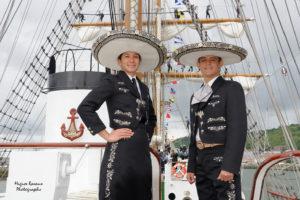 DSC a3633 DxO 300x200 À l'Armada, le Cuauhtémoc nous offre une fête des pères pas comme les autres !