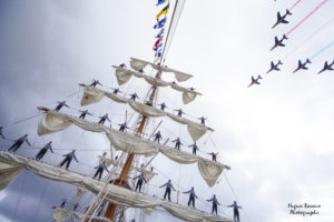 IMG 4597a 300x200 À l'Armada, le Cuauhtémoc nous offre une fête des pères pas comme les autres !